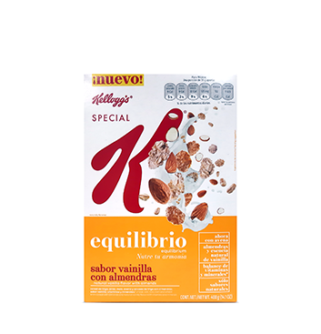 Cereal Special K Equilibrio Kellogg's® - 400g
