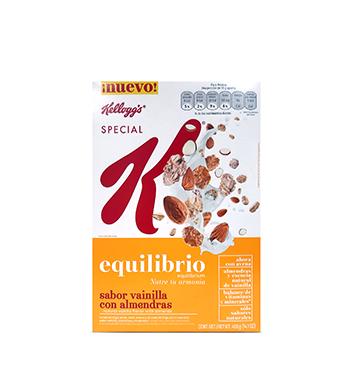 Caja de Cereal Special K Equilibrio Kellogg's® - 400g