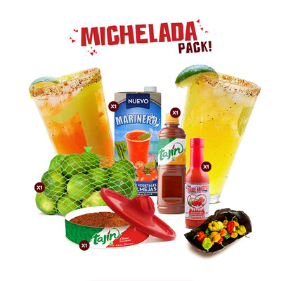 Michelada Pack!