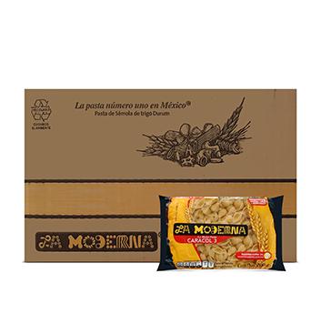 Caja de Caracol 3 La Moderna® - 20x200g