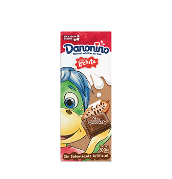 2x1 - Lechita Danonino® Manchitas Chocolate - 190 ml