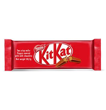 Chocolate - 2 dedos - KIT KAT® - 20.7g