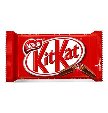 Chocolate - 4 dedos - KIT KAT® - 41.5g
