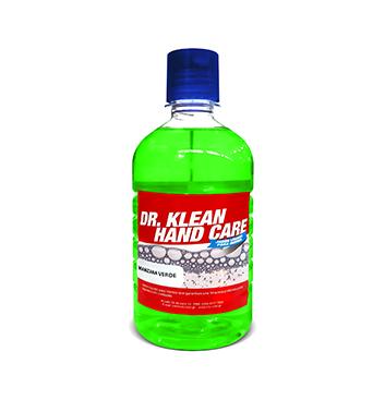 Jabón Líquido para Manos Dr. Klean® Manzana Verde - 500 ml