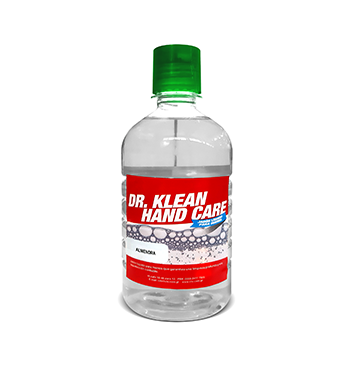 Jabón Líquido para Manos Dr. Klean® Almendra - 500 ml