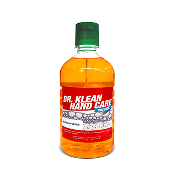 Jabón Líquido para Manos Dr. Klean® Naranja Verde - 500 ml
