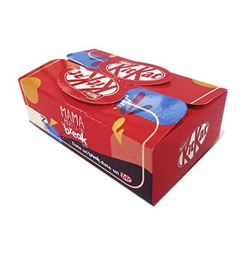 Caja Break Mamá - Chocolate 2 dedos KIT KAT® - 5 Unidades - 20.7g