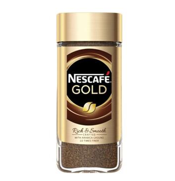 Nescafé Gold Café Instantáneo Frasco 100g
