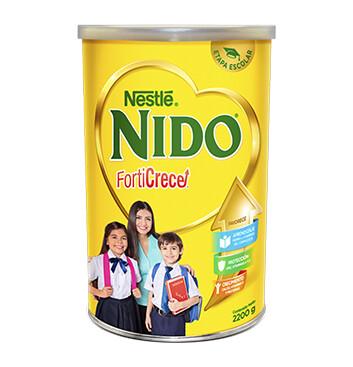 Nido® - Forticrece® Leche Entera Instantánea  para Niños - Lata 2200g