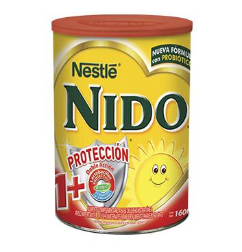 Nestlé® NIDO® 1+ Protección® - (1 - 3 años) Leche de crecimiento -Lata 1.6kg