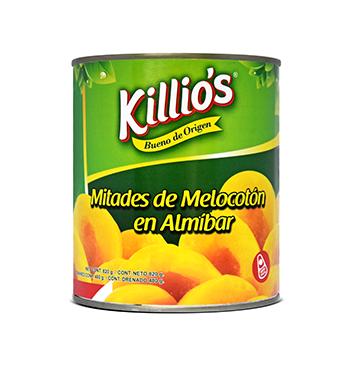 Melocotones en Almíbar Killio's® - 820 g