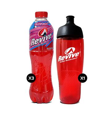 3 Pack! Revive® + Pachón Sport - 3x600ml