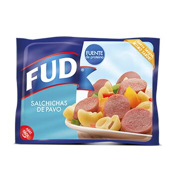 Salchicha de Pavo Fud® - 266g