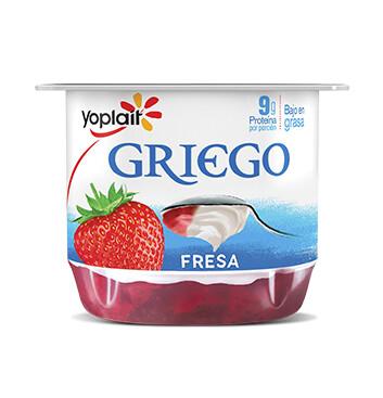 Yogurt Griego Yoplait® - Sabor Fresa - 145g