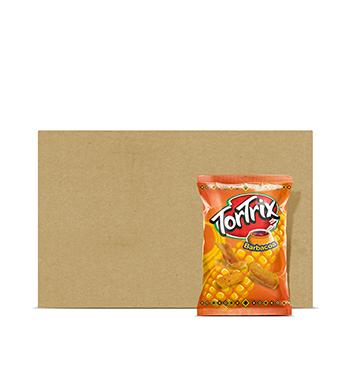 Caja de Tortrix® Barbacoa - 32 x 180g
