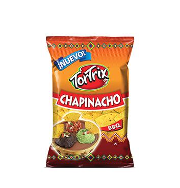 Tortrix® Chapinacho Barbacoa - 390g
