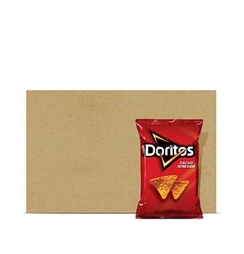 Caja de Doritos® Nacho Atrevido - 18 x 150g