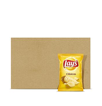 Caja de Lay's® Clásicas - 14 x 200g