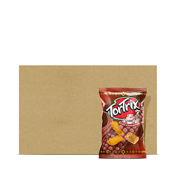 Caja de Tortrix® con Chicharrón - 30 x 150g