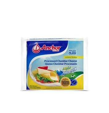 Queso Cheddar Blanco Anchor® - 200g