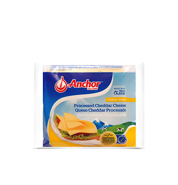 Queso Cheddar Amarillo Anchor® - 200g