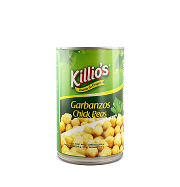 Garbanzo Killio's® - 400g