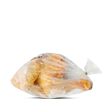 Medio Pollo Amarillo Congelado - Pollo Campechano® - 1.50 Libras