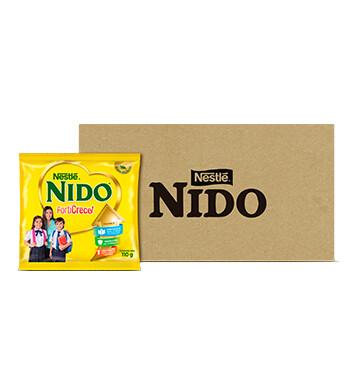 Caja Leche Polvo - Instantánea - Nido - 4X12 - 110g