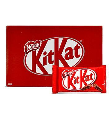 Caja Chocolate - 4 dedos - KIT KAT - 12x24 - 41.5g
