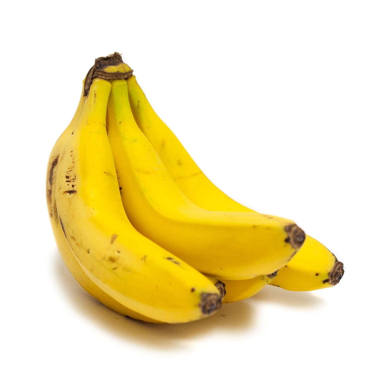 Banano  - 12 Unidades