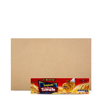 Fardo de Spaghetti Salsa de TomateLa Moderna® - 20x200g