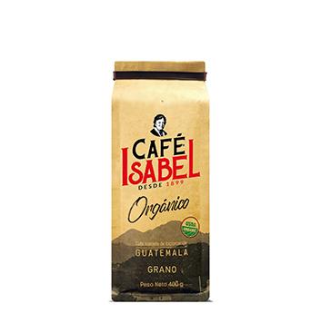 Café Isabel Orgánico - Grano - 400g
