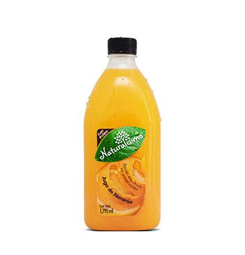 Jugo de Naranja con Pulpa Naturalísimo® - Medio Galón