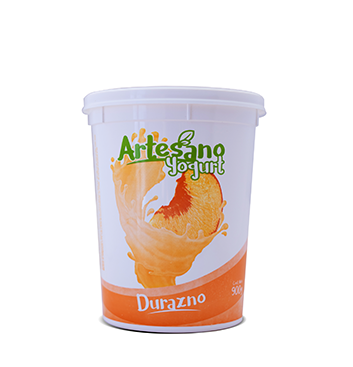 Yogurt Durazno Artesano® - 900g