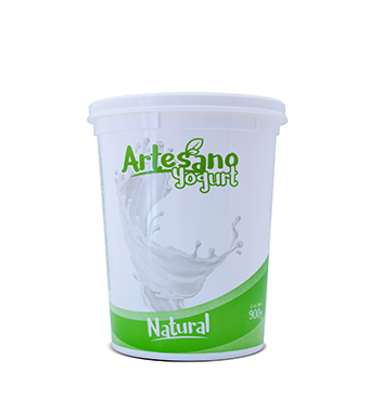 Yogurt Natural Artesano® - 900g