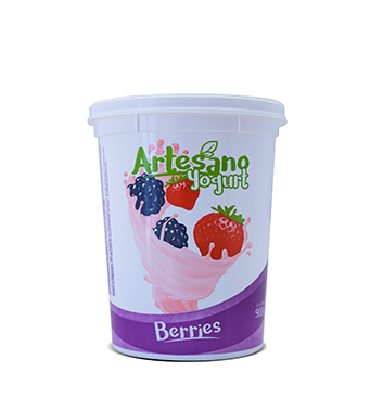 Yogurt Berries Artesano® - 900g