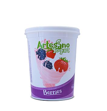 Yogurt Berries Artesano® - 900g