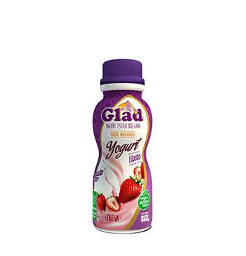 Yogurt Líquido Glad® Fresa - 200g