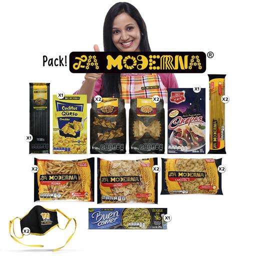 Pack La Moderna®