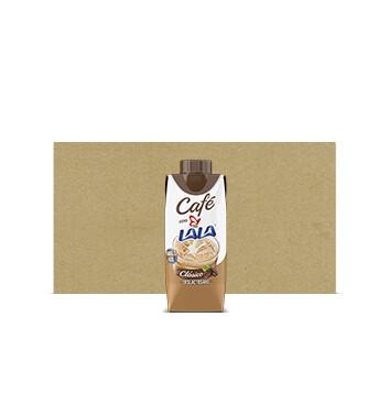 Caja - Café con Lala - Deslactosada - 28 X 330 ml