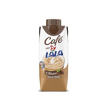 Café con Lala - Deslactosada - 330 ml