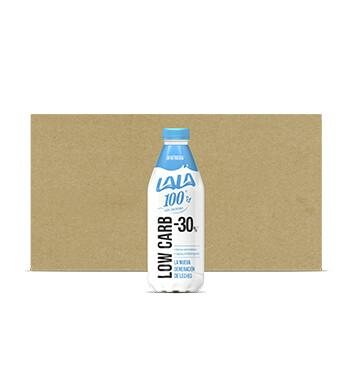 Caja Leche Lala 100 - Low Carb - 12 X 1 lt