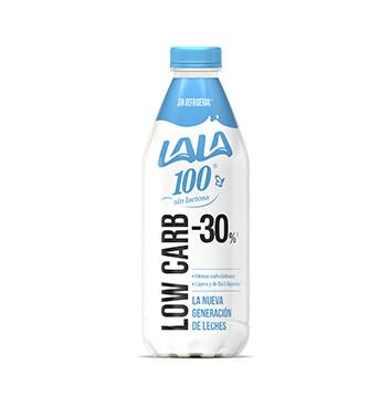 Leche Lala 100 - Low Carb - 1 lt