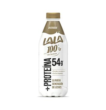 Leche Lala 100 - +Proteína - 1 lt