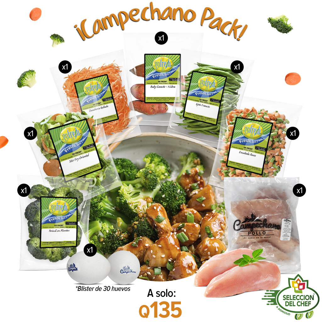 Campechano Pack