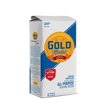Harina de Trigo Gold Medal - Kitchen Tested - 2  lbs