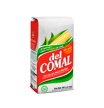 Harina de Maiz - Del Comal - 2  lbs