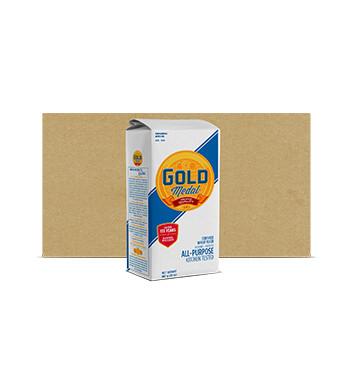 Fardo Harina de Trigo - Gold Medal - Kitchen Tested - 12 x 2 lbs