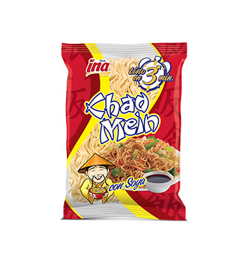 Chao Mein Soya - Ina - Molinos Modernos - 180g