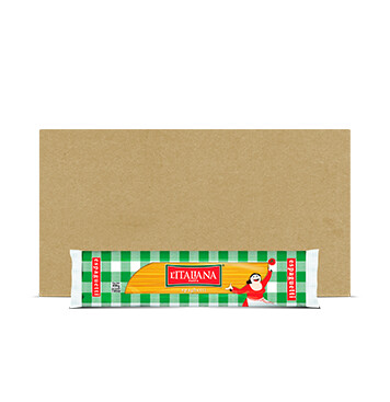 Fardo Espagueti - Italiana - Molinos Modernos  - 60 Unidades - 200 g/paquete